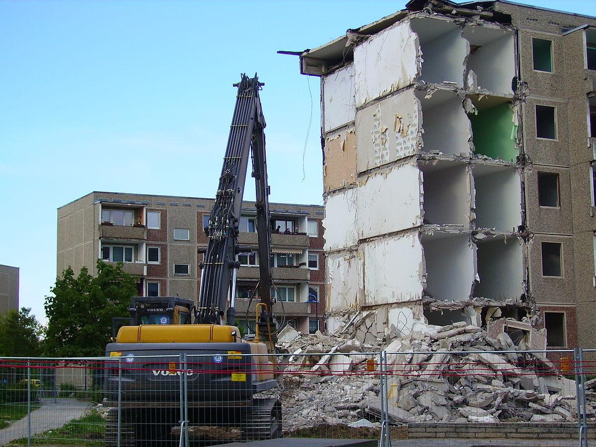 Демонтаж зданий Киев
