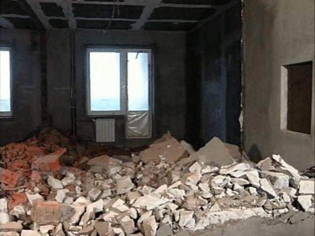 Демонтаж, демонтажные работы Киев.