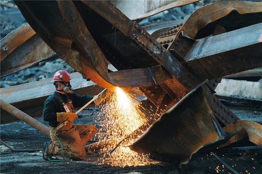 Демонтаж металлоконструкций  Киев