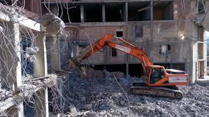 Демонтаж Киев